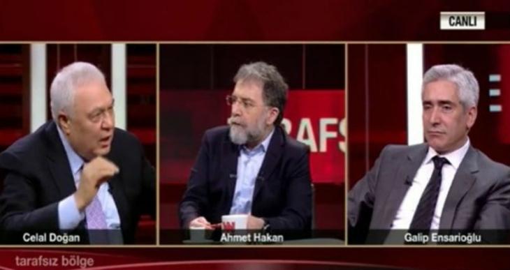Celal Doğan'dan Ahmet Hakan'a: Elçi'nin ölümüne mal oldun!