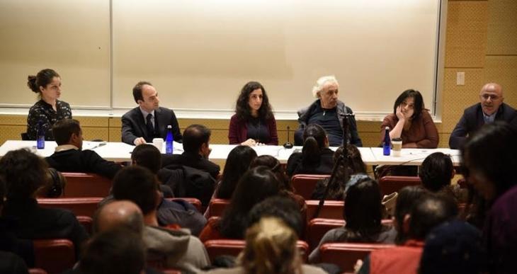 New York'ta 'Türkiye'de İç Savaş ve Demokratik Özyönetim Hakkı' paneli