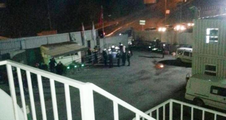 Maslak'ta Kürt işçiye ırkçı saldırı