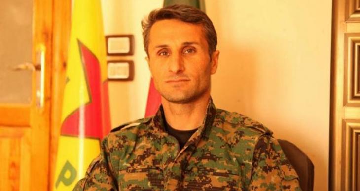 YPG sözcüsü: Türkiye'nin iddiaları asılsızdır, Türkiye'ye bir mermi bile sıkmadık
