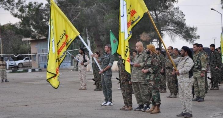 QSD, TSK saldırılarında ölen 3 üyesinin isimlerini açıkladı