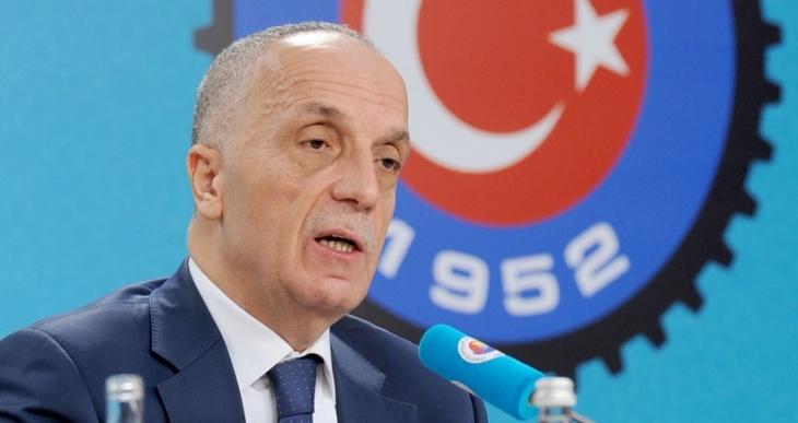 Kıdem tazminatı Türk-İş'in kırmızı çizgisi ama Atalay fon için  açık kapı bıraktı