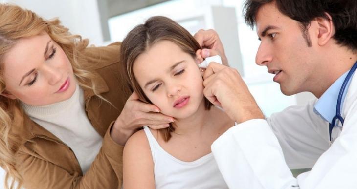 Çocuklarda orta kulak  enfeksiyonlarına dikkat