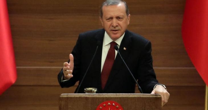 Erdoğan, bombalamaktan vazgeçmiyor
