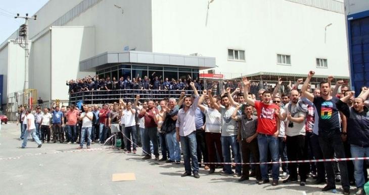Coşkunöz'de işçi çıkarmalar devam ediyor, işçiler 21 Şubat'taki eyleme çağrı yapıyor