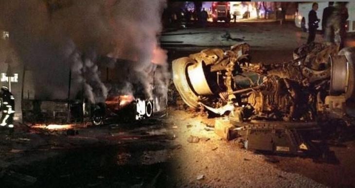 Ülkelerden Ankara saldırısına kınama
