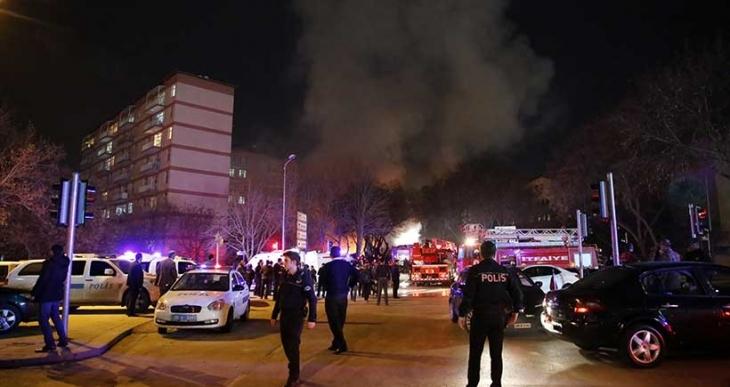 Ankara'daki bombalı saldırıyı TAK üstlendi
