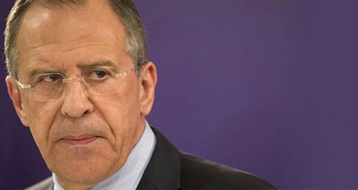 Lavrov: Türkiye'nin Suriye'deki provokasyonları kabul edilemez