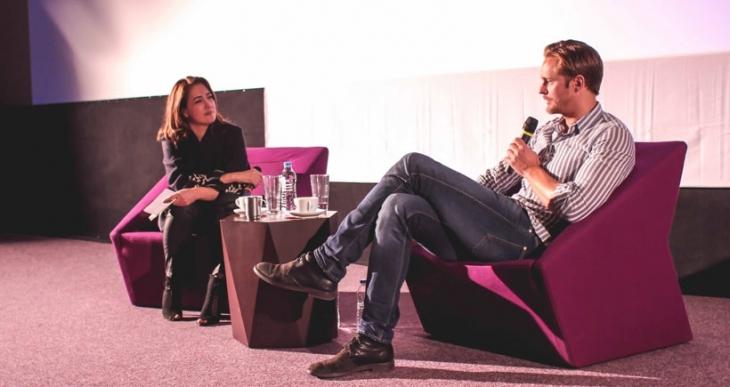 Meltem Cumbul sordu, Alexander Skarsgård yanıtladı