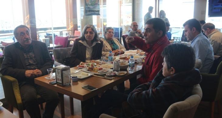 İzmir'den ortak mücadele çağrısı