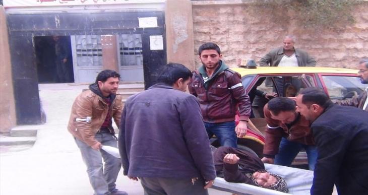 Halep'te cihatçılar Şeyh Maksud'a saldırdı en 26 kişi hayatını kaybetti