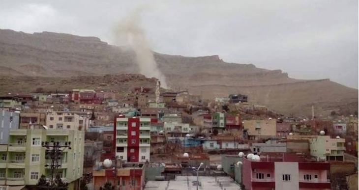 Derik'te Ramazan Eroğlu saldırılar sonucu hayatını kaybetti