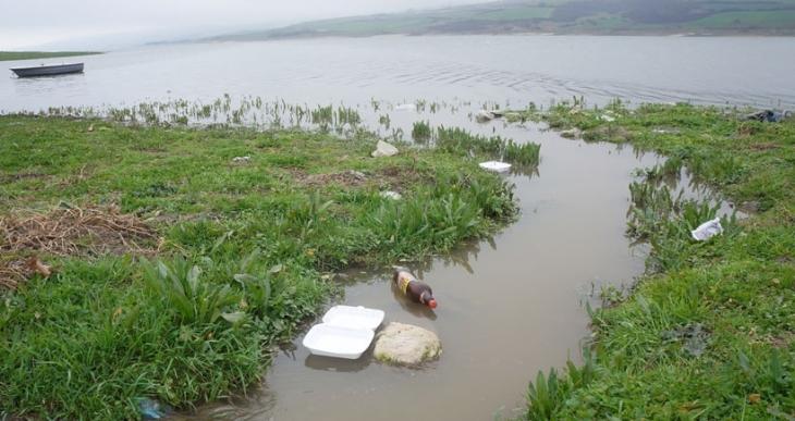 İstanbul'un içme suyu kaynaklarından Sazlıdere Barajı'na 11 yıldır lağım karışıyor