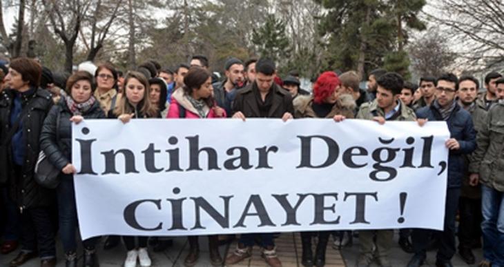 Kayseri Barosu'ndan  Cansel'in ailesine destek