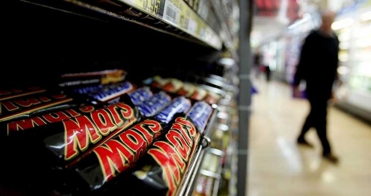 55 ülkede milyonlarca Mars ve Snickers toplatılıyor