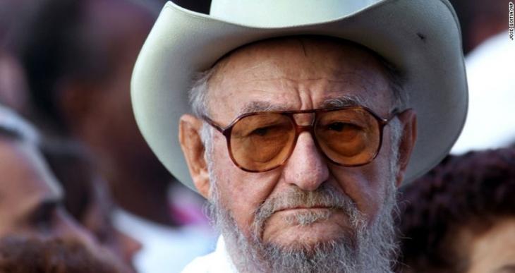 Fidel Castro'nun ağabeyi öldü