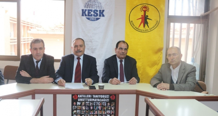 İzmir BES'ten vergide ve ücrette adalet talebi