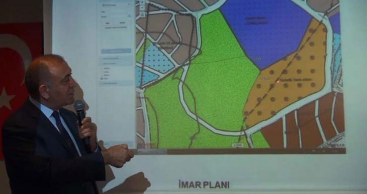 Çamlıca Tepesi'ne 'turistik tesis  alanı' iddiası