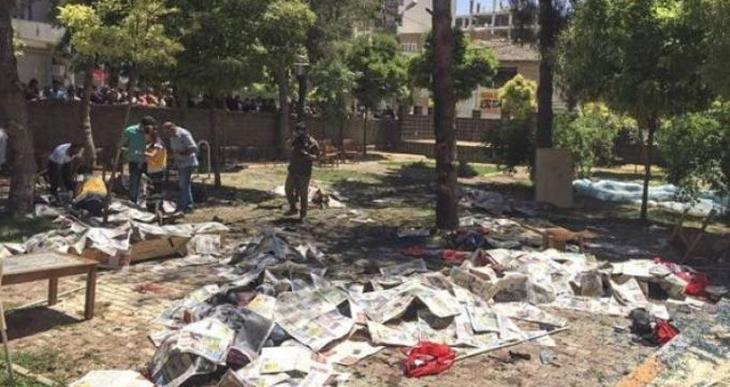 Suruç Katliamı'nda soruşturma 7 aydır yerinde sayıyor