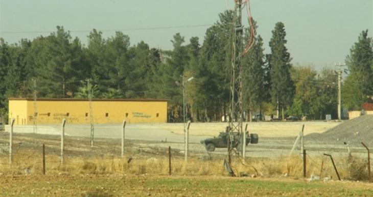 Türk ordusu Tel Abyad'a saldırdı iddiası