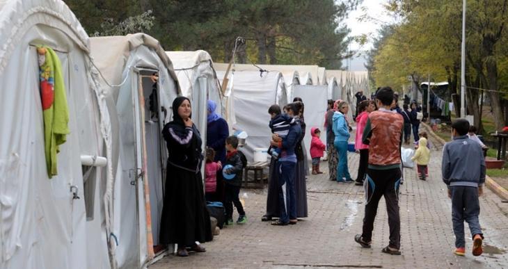 Sığınmacılara ayrımcılık yapılıyor