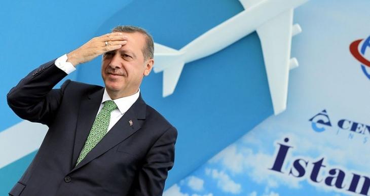 Erdoğan'ın varlığı dert, yokluğu...