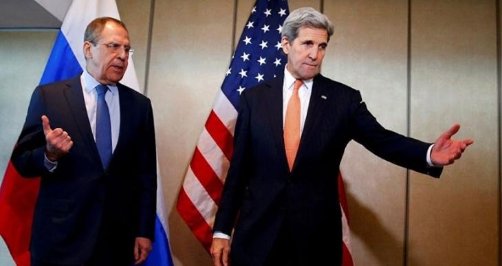 Kerry Ve Lavrov ateşkesi gizli görüşecek