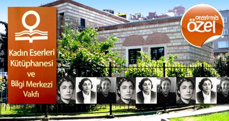 Duygu Asena Ödülü Kadın Eserleri Kütüphanesine