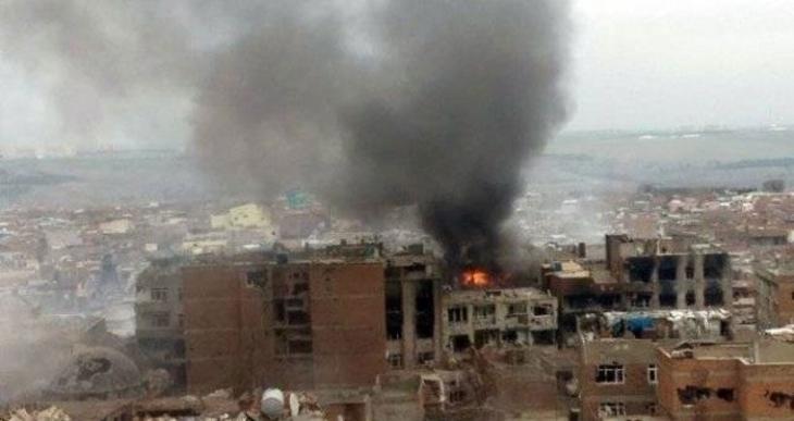 Sur'dan çıkan siviller gözaltında