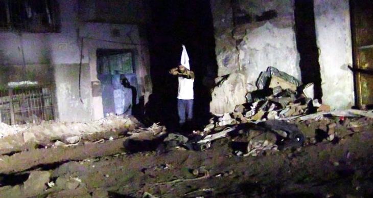 Sur'da 13'ü çocuk 18 kişi daha çıktı