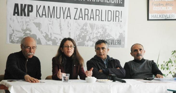 Danıştay Halkevleri hakkındaki kararı siyasi buldu
