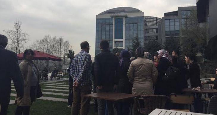 Haliç Üniversitesi'nde 8 işçi işten çıkarıldı
