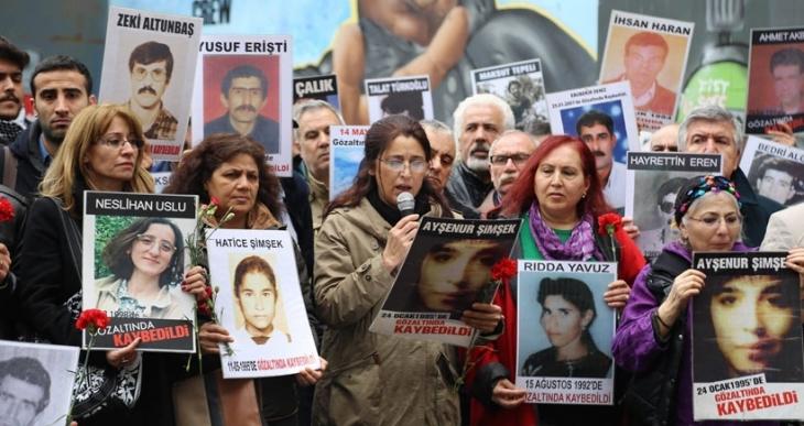 Cumartesi Anneleri, kaybedilen kadınları sordu