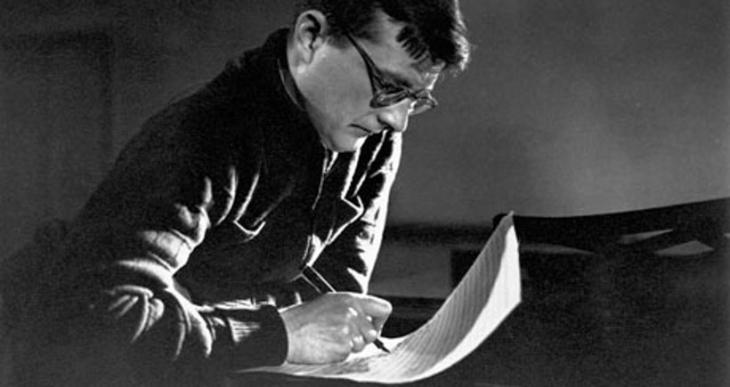 Shostakovich: Barıştan yana bir besteci