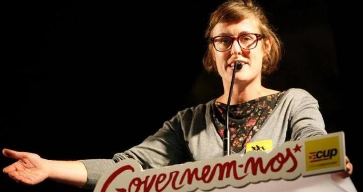8 Mart için Diyarbakır'a gitmek isteyen Katalan vekil sınır dışı edildi