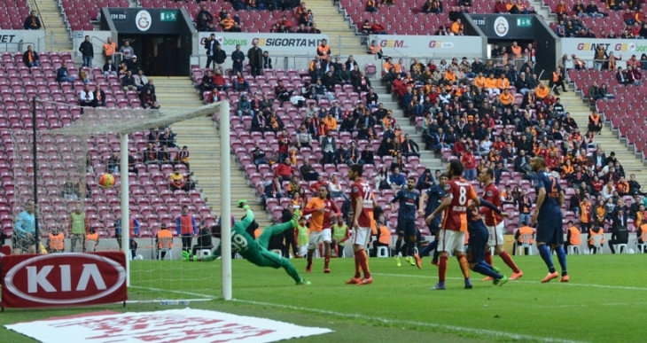 Galatasaray: 3 - Medipol Başakşehir: 3