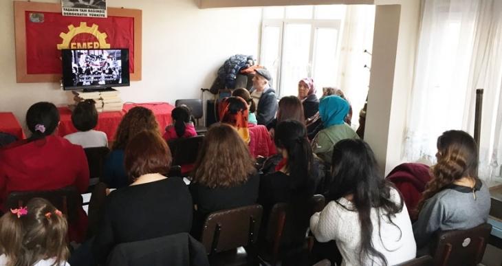 Sivas'ta 8 Mart etkinliği: Kadın dayanışması il il büyüyor