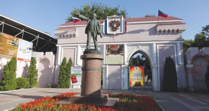 Kuzey Kafkasya'nın Hazar'daki son noktası: Maxaçkale