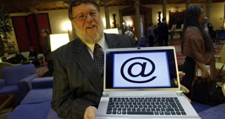 İlk e-postayı gönderen Ray Tomlinson kimdir?
