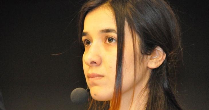 IŞİD'in kaçırdığı Nadya Murad: Ezidi kadınları kurtarın!