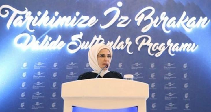 Emine Erdoğan: Harem, kadınları hayata hazırlayan bir eğitim yuvasıdır