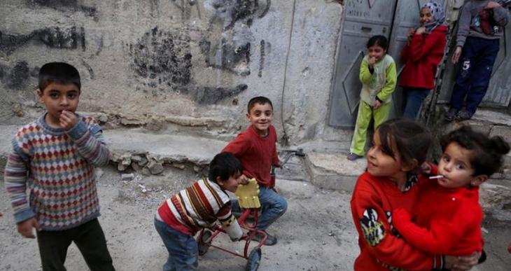 Save The Children: Suriye'de çocuklar aç