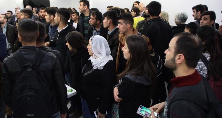 Şırnaklı öğrenciler YGS'ye memleketlerinden uzakta girecek
