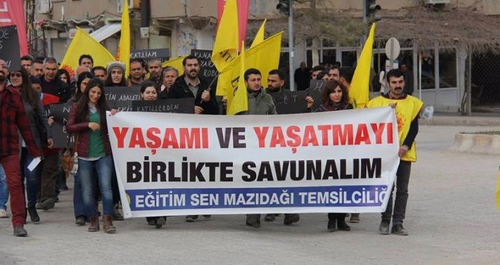 Barış grevlerine savaş açtılar: Mardin'de 2600 eğitimciye, soruşturma ve sürgün