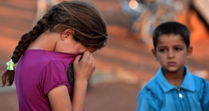 Mülteci çocuklar tesadüfen büyüyor