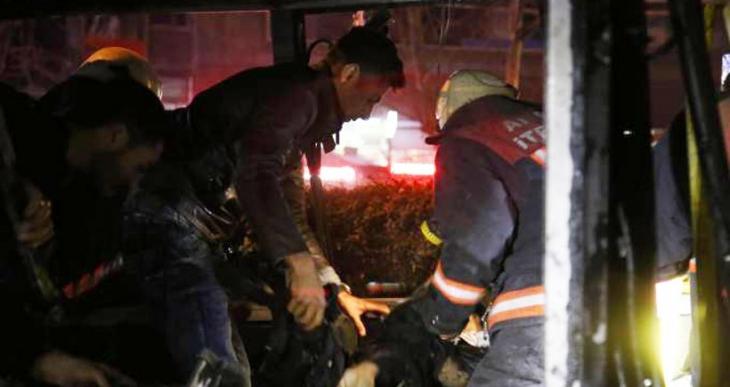 Dış basın Ankara'daki patlamayı nasıl gördü