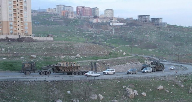 Şırnak'ta sokağa çıkma yasağı 23.00'te başlayacak
