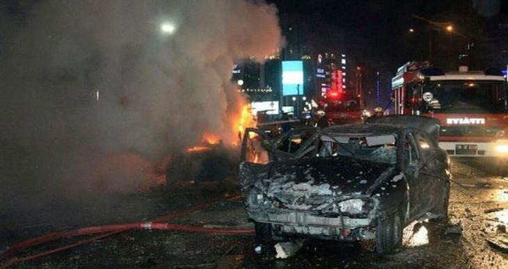 Patlamada yaşamını yitirenlerden 34'ünün kimliği netleşti