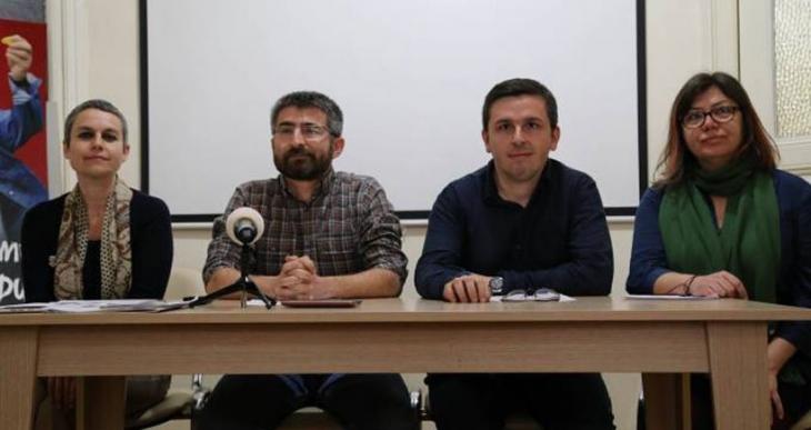 'Akademi Nöbeti' tutacak akademisyenler gözaltında