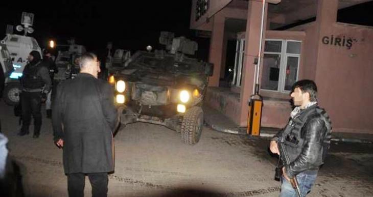 Hastane karargah oldu mahalleler bombalandı